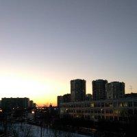 Зимний вечер в Бретеево :: Аlexandr Guru-Zhurzh