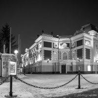 Иркутский драматический театр имени Н. П. Охлопкова :: Алексей Белик