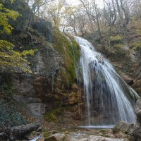 Водопад Джур-Джур :: Тамара