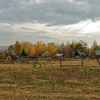 Деревенская осень :: Евгений Карский