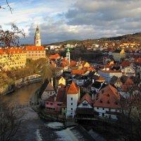 Зима в Чехии :: Юрий Кольцов