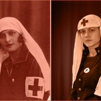Воссоздание старого снимка :: Руслан Тимошенко