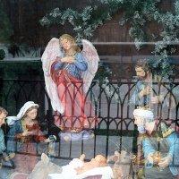 когда Рождество заходит в город :: Олег Лукьянов