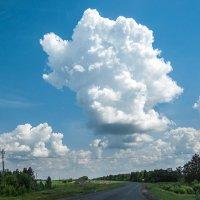 Облако на ножке :: Наталья Верхотурова