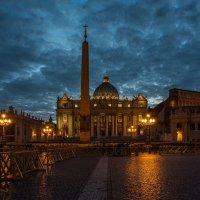 Собор Святого Петра в Риме :: Владимир Леликов