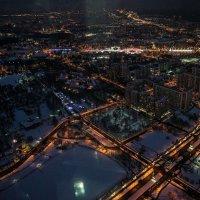 Приятное ощущение  высокого взлёта :: Ирина Данилова
