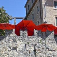 древние стены Сан- Марино :: Елена