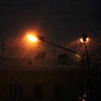 Ночь, метель.. :: Ирина Румянцева