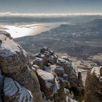 Вид с вершины Южной Демерджи :: Ольга