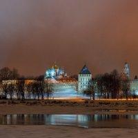 Кремль вечерний :: Евгений Никифоров