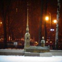 Мини Петербург. Петропавловская крепость. (февраль 2017 г.), :: Светлана Калмыкова