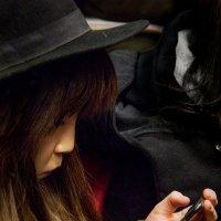 Дева в шляпе :: dmitriy-vdv