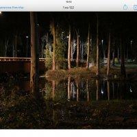 Ночью в парке :: Станислав Дубов
