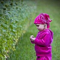 Маленький агроном :: Натали Пам