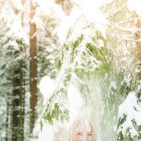 Что еще надо для счастья? Чуточку снега)) :: Екатерина Гриб