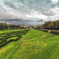 Парк Эдуардо VII в Лиссабоне :: Ирина Лепнёва
