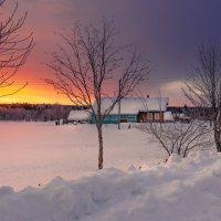 Утро в деревне... :: Федор Кованский