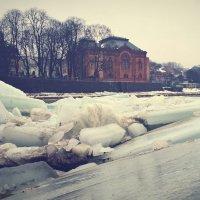 Лёд тронулся... :: Сергей Форос