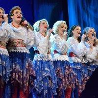 На концерте ансамбля СОРОКА 12 :: Константин Жирнов