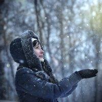 зимний вечер :: Ольга Изилянова
