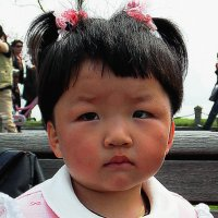 "Китайская ""кукла"" :: Лариса Журавлева"