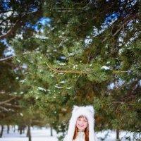 зима :: Дарья Семенова