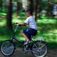 Велосипедист :: Вячеслав Васильевич Болякин