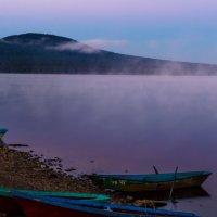 Утро на озере :: Вячеслав Болякин