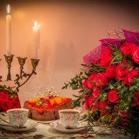Вечер при свечах. :: Милена )))
