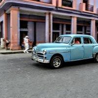Classic car in Havana :: Arman S