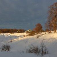 Мороз и солнце; день чудесный! :: Leonid 44