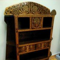 Старинный старорусский шкаф. (Комендантский дом, новая выставка).). :: Светлана Калмыкова