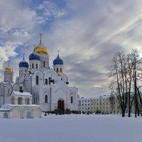 Николо-Угрешский монастырь :: галина северинова