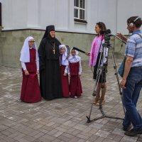 Интервью́. :: Альмира Юсупова
