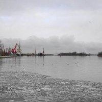 Акватория морского канала :: Маргарита Батырева