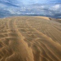 Песок :: Татьяна Панчешная
