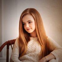 Солнечная девочка :: Lena Dorry