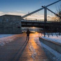 Дорожка из солнца :: Dmitriy Martynenko