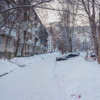 улица зимняя :: Ирина