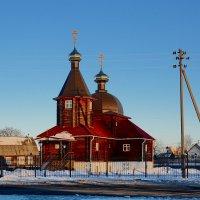ХРАМ В ЧЕСТЬ КАЗАНСКОЙ ИКОНЫ БОЖИЕЙ МАТЕРИ :: Paparazzi