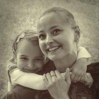 Ольга и Вика :: Екатерина Фёдорова