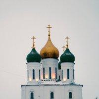 Успенский собор. :: Ирина Нафаня