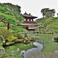 Киото Храм Гинкакудзи Серебряный павильон :: Swetlana V
