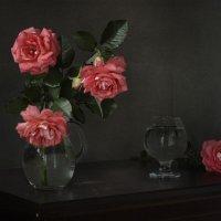 Алые розы :: Алина