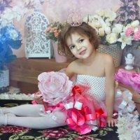 Цветочная фея...) :: Райская птица Бородина