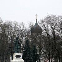 Памятник княгине Ольге :: Fededuard Винтанюк