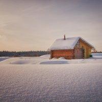 Зима в деревне :: Татьяна Петровна