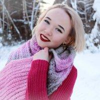 Зимняя Дарья :: Julia Volkova