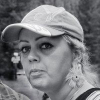 Шаманка в панамке ))) :: Галина Щербакова