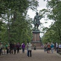Памятник Петру Великому :: Ольга Лиманская